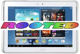 Galaxy Note 10.1 Root