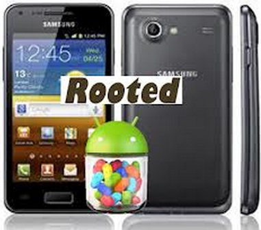 How to Root Galaxy S Advance on XXLQ4 Jellybean 4.1.2