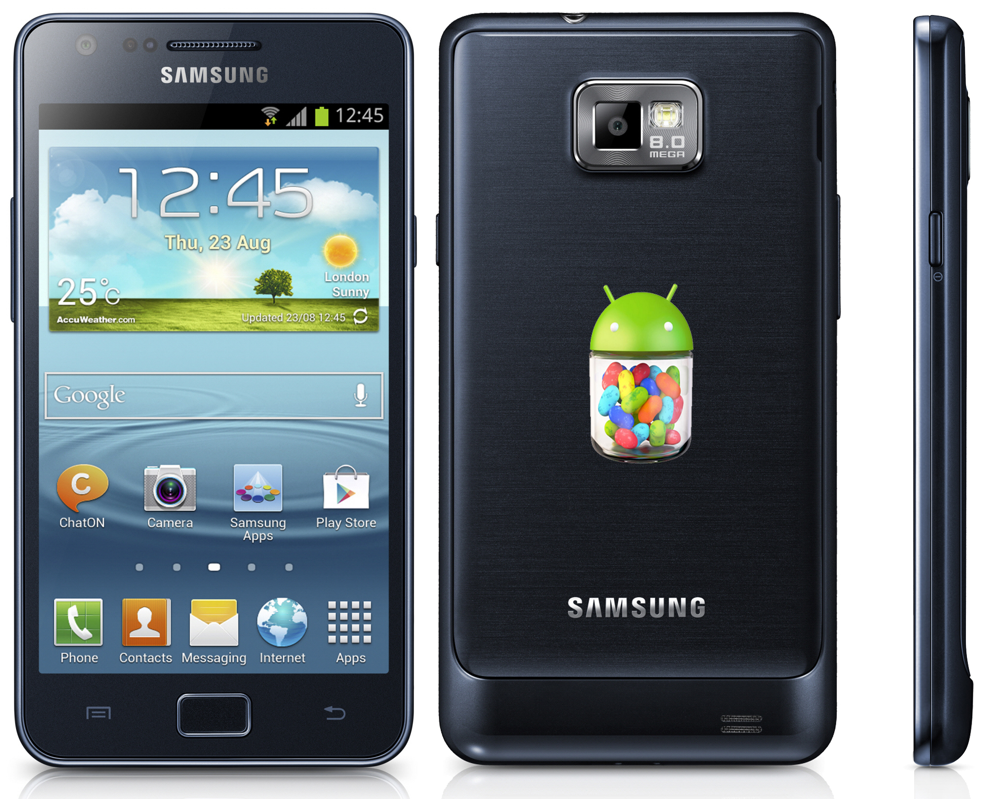 Samsung galaxy s2 update firmware i9100 youtube.