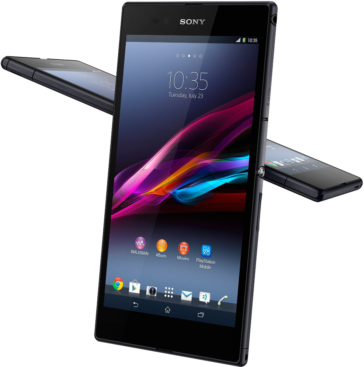 Sony Xperia Z Ultra starts receiving Android 4.4.2 OTA Update
