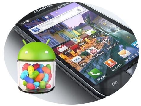 Samsung Galaxy SL I9003 jellybean update