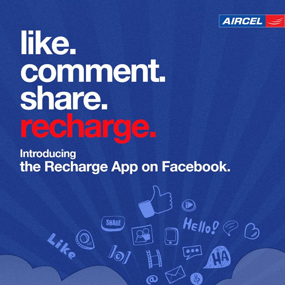 Aircel Recharge App