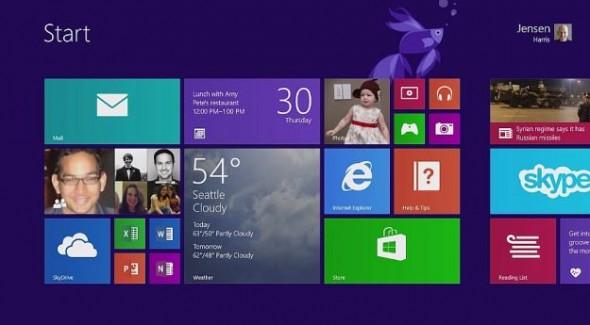 windows 8.