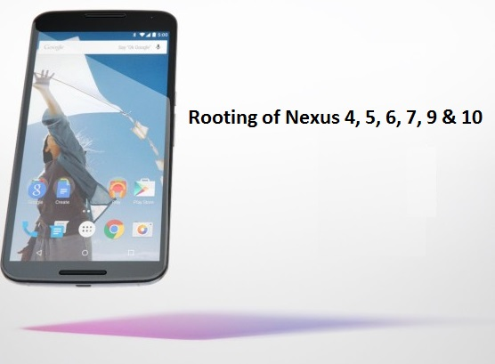 Rooting Nexus