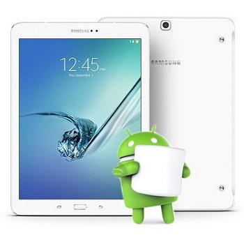 Marshmallow update for Samsung GalaxyTab S2 8 0
