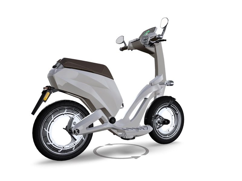 Ujet Foldable Scooter