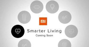 xiaomi smart living
