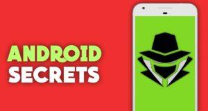 android secret