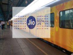 jio railway