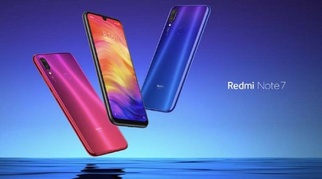redmi note7