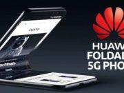 Huawei Foldable 5G Phone