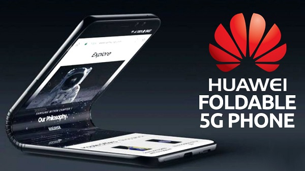 Huawei Foldable 5G Phone