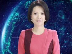 world's first AI based lady anchor