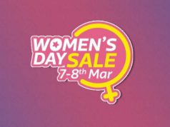 Flipkart Womens Day Sale