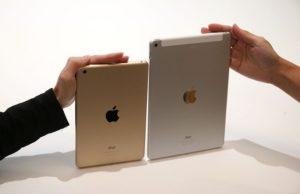 iPad Air & iPad Mini