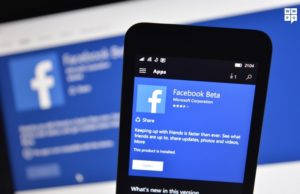 facebook in windows phone